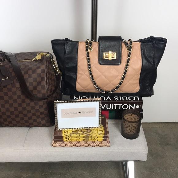 4aff2709f0a Aldo Handbags - ❗️Price firm! Aldo Quilted Chain Tote Bag Purse